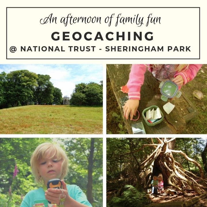 National Trust: Geocaching at SheringhamPark