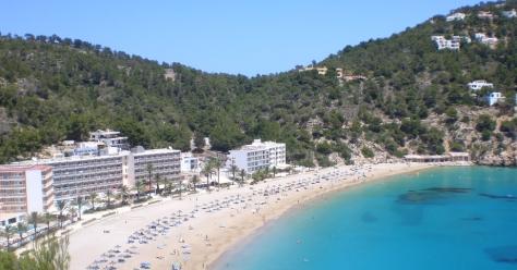 Cala San De Vincent Ibiza