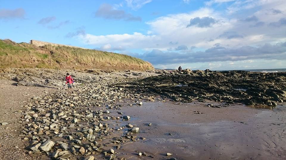 Beach with a view - Traveller Reviews - Donabate Beach