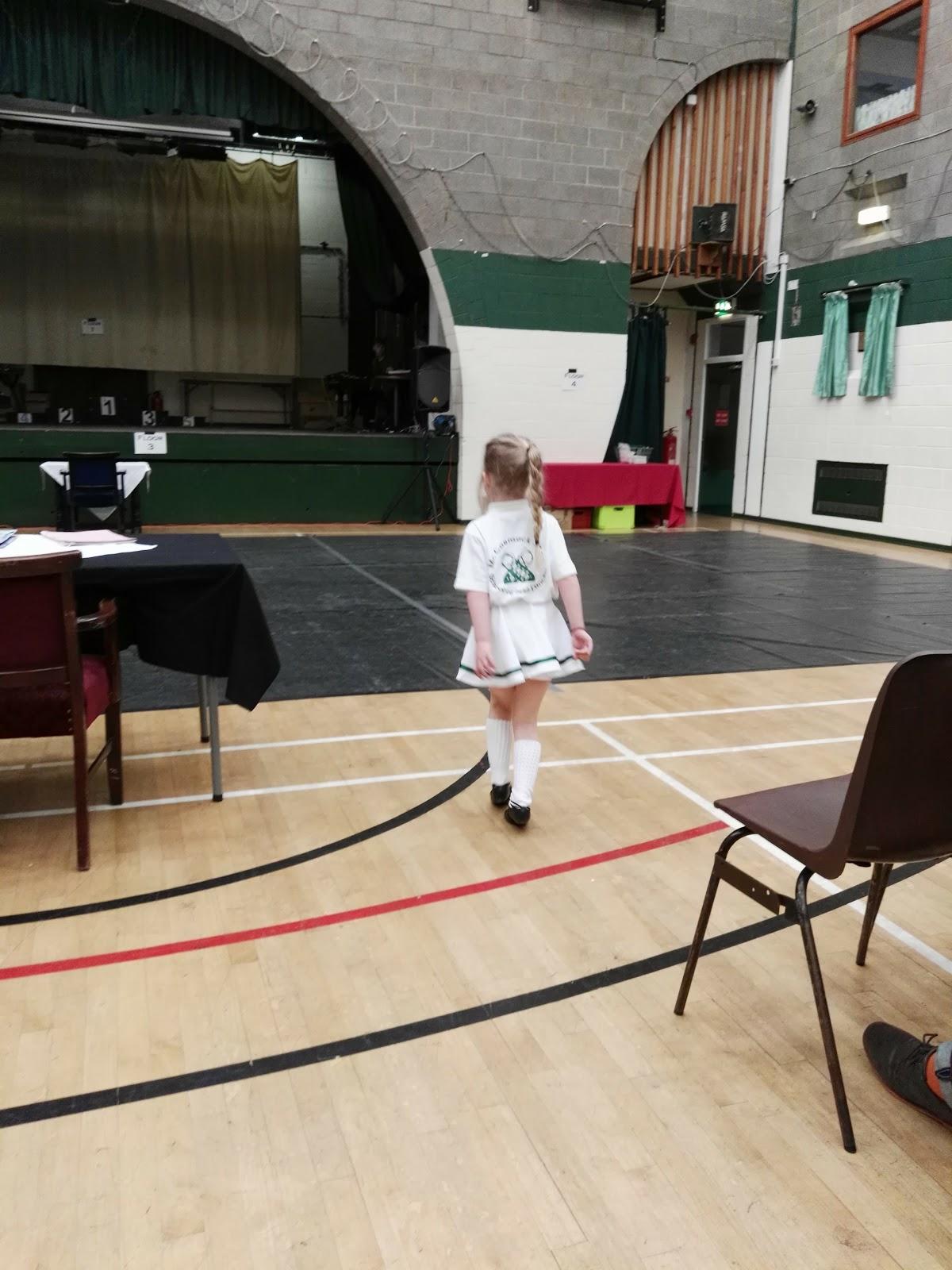 Irish Dancing Charity Feis Stars Stripes Mayonnaise - Irish dance floor for home
