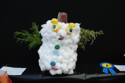 pmpkin snowman