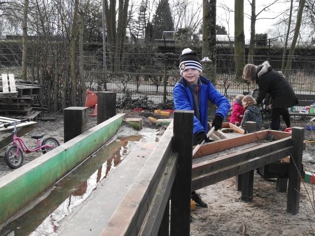 kinderboederij soren kids water aly area
