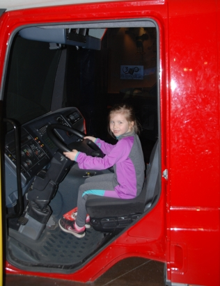 maebh driving truck
