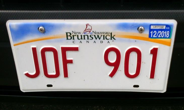 NewBruinswick Canada