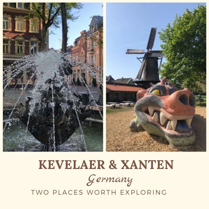 Kevelaer & Xanten,Germany