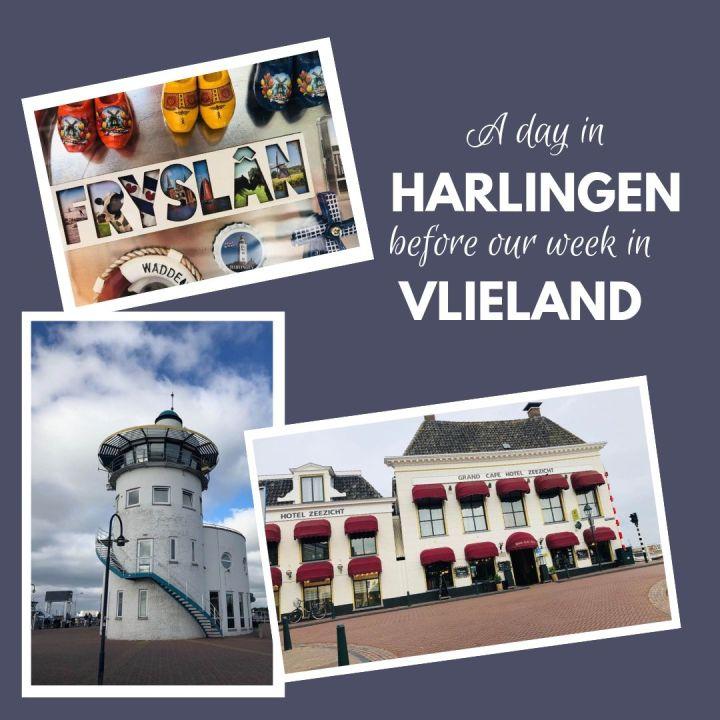 A day in Harlingen,Netherlands