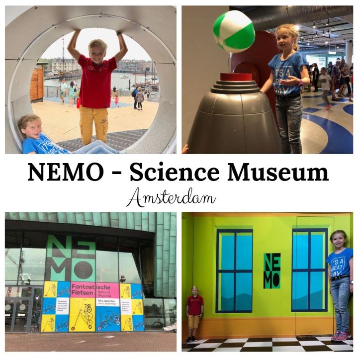 NEMO Science Museum Amsterdam – Revisited.