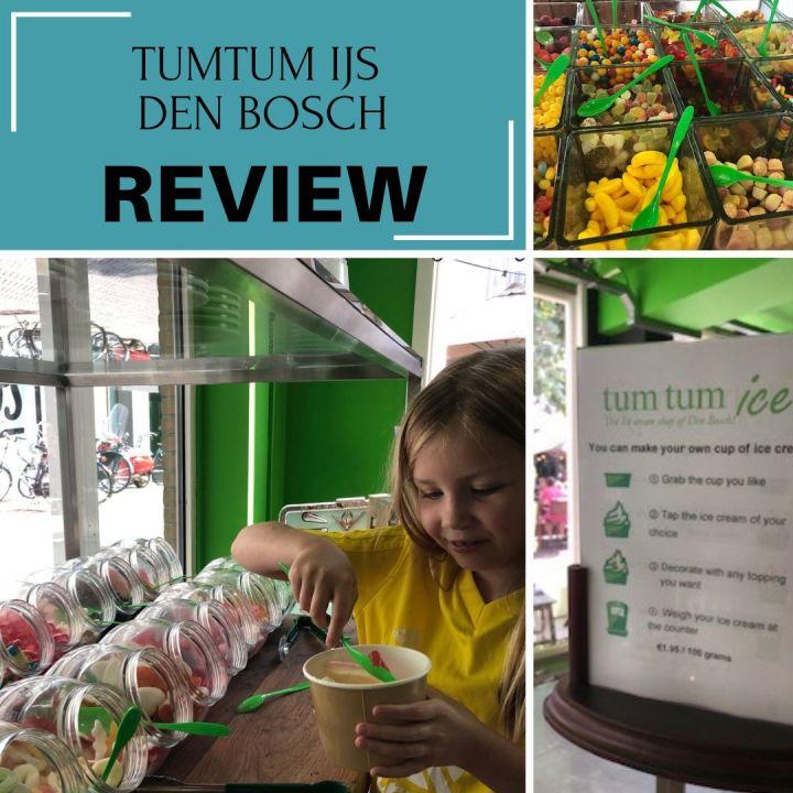 REVIEW: TumTum IJs DenBosch