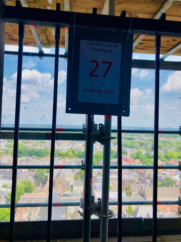 70 meters high