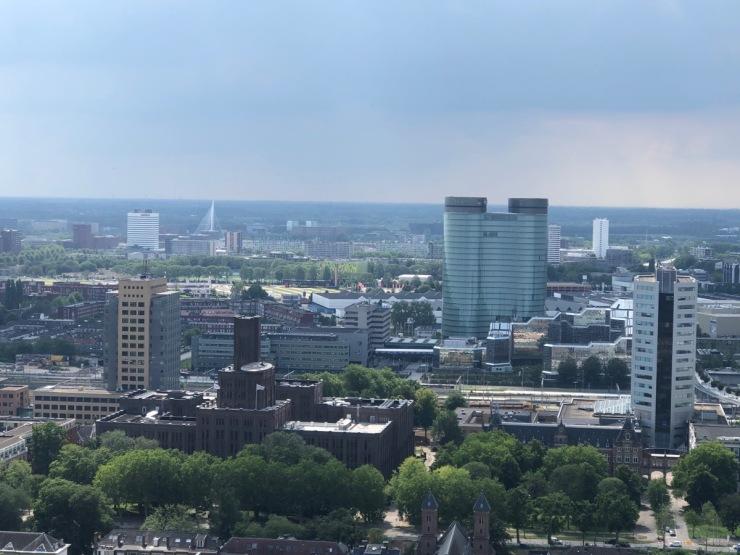 aove the city 2